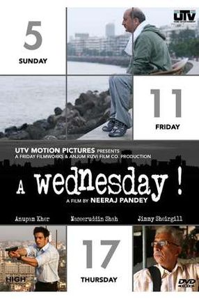 Poster: A Wednesday!