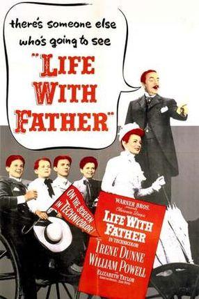 Poster: Unser Leben mit Vater