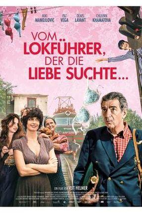 Poster: Vom Lokführer, der die Liebe suchte...
