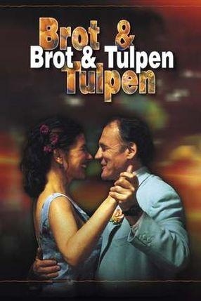 Poster: Brot und Tulpen