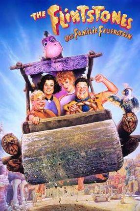 Poster: Flintstones: Die Familie Feuerstein