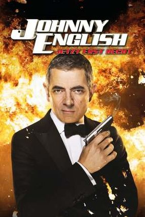Poster: Johnny English - Jetzt erst recht