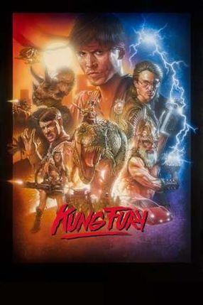 Poster: Kung Fury