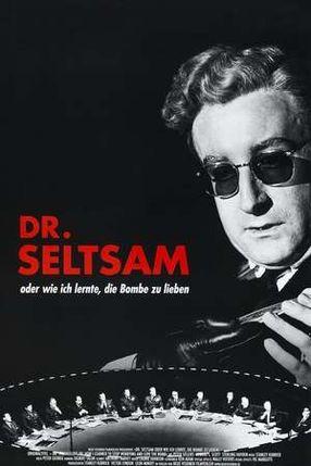 Poster: Dr. Seltsam oder: Wie ich lernte, die Bombe zu lieben