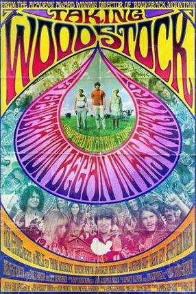 Poster: Taking Woodstock - Der Beginn einer Legende