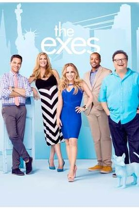 Poster: The Exes