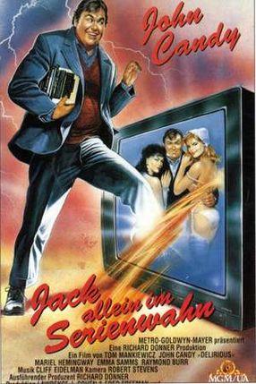 Poster: Jack allein im Serienwahn