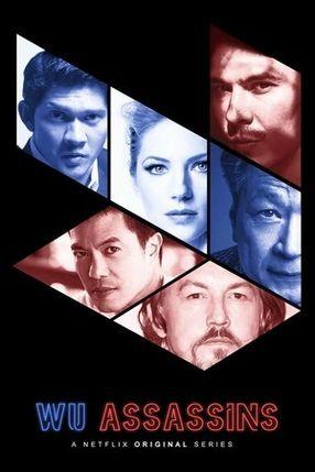 Poster: Wu Assassins