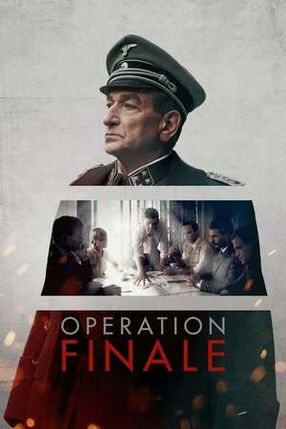Poster: Operation Finale