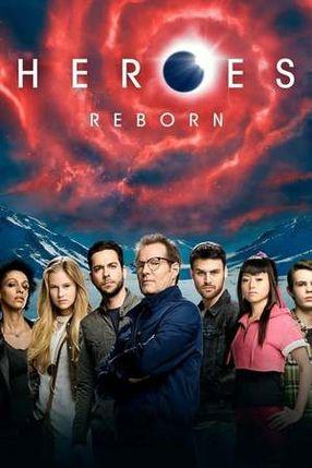 Poster: Heroes Reborn