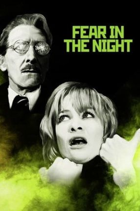 Poster: The Fear – Angst in der Nacht