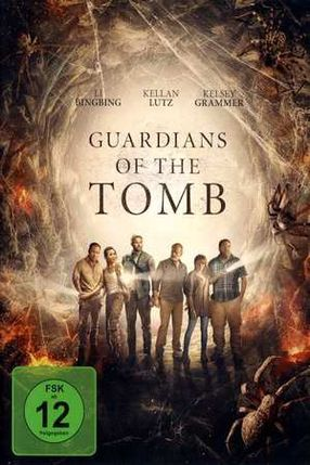 Poster: Guardians of the Tomb
