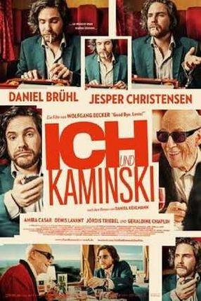 Poster: Ich und Kaminski