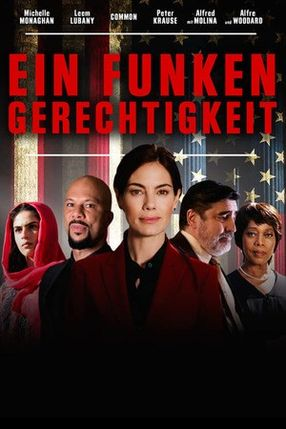 Poster: Ein Funken Gerechtigkeit