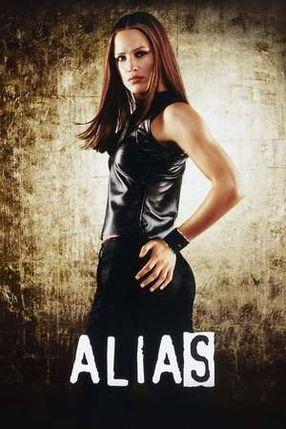 Poster: Alias – Die Agentin