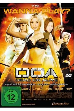 Poster: DOA - Dead or Alive