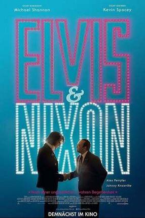 Poster: Elvis & Nixon