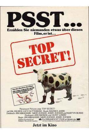 Poster: Top Secret!