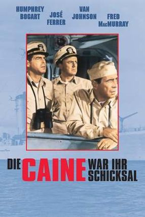 Poster: Die Caine war ihr Schicksal