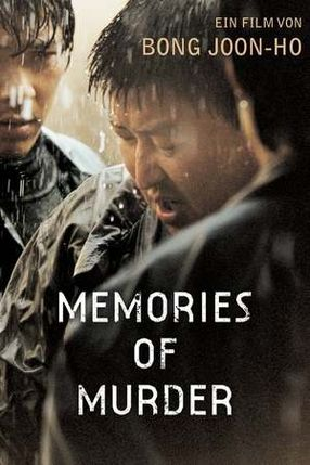 Poster: Memories of Murder