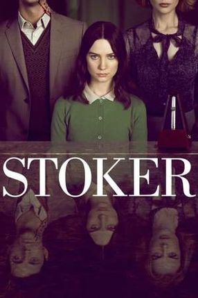 Poster: Stoker - Die Unschuld Endet