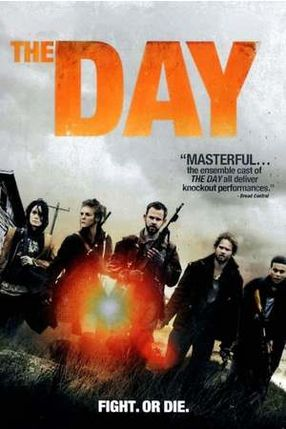 Poster: The Day - Fight. Or Die.
