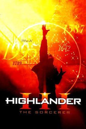 Poster: Highlander III - Die Legende