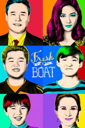 Poster: Fresh Off the Boat