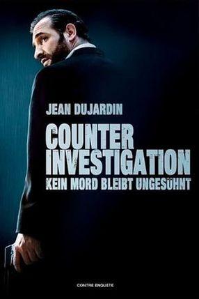 Poster: Counter Investigation - Kein Mord bleibt ungesühnt