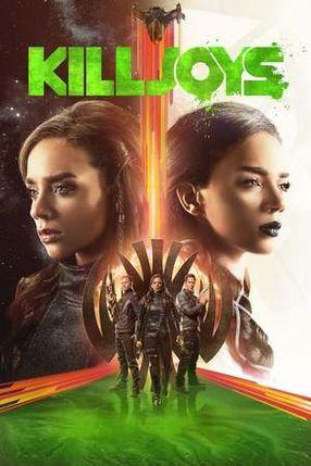Poster: Killjoys