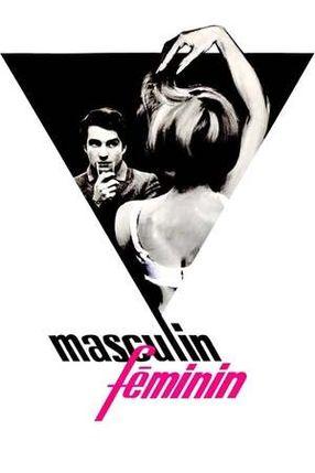 Poster: Masculin - Feminin oder: Die Kinder von Marx und Coca Cola