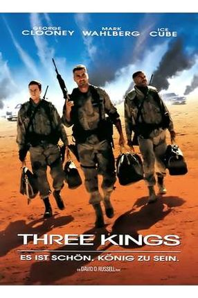 Poster: Three Kings