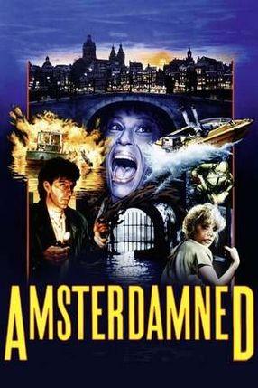 Poster: Verfluchtes Amsterdam