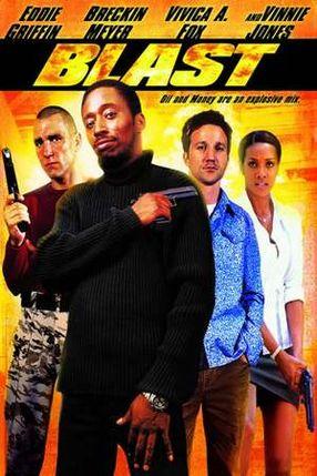 Poster: Blast – Dem Terror entkommt niemand