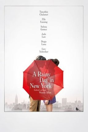 Poster: A Rainy Day in New York