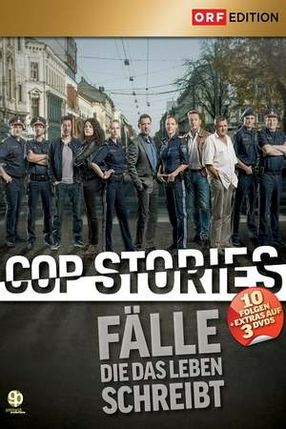 Poster: CopStories