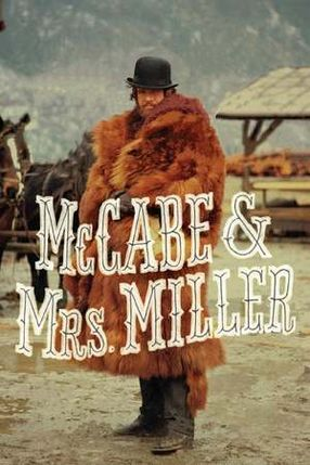Poster: McCabe & Mrs. Miller
