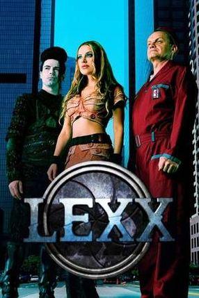 Poster: Lexx - The Darkzone