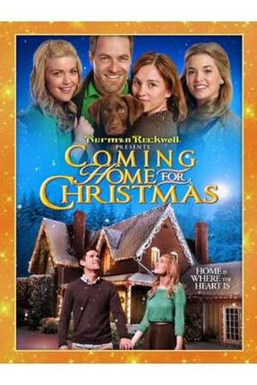 Poster: Coming Home for Christmas
