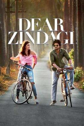 Poster: Dear Zindagi - Liebesbrief an das Leben