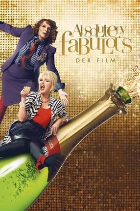 Poster: Absolutely Fabulous: Der Film