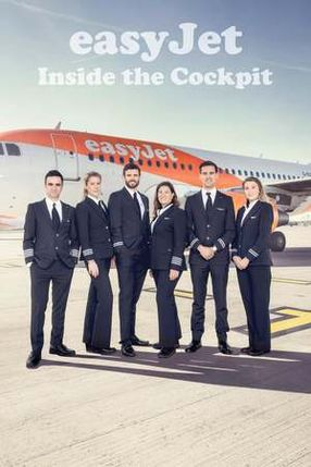 Poster: easyJet: Inside the Cockpit