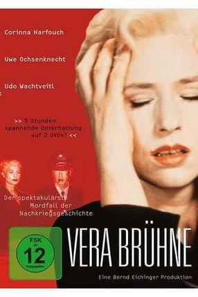 Poster: Vera Brühne