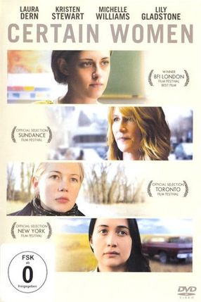 Poster: Certain Women