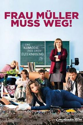 Poster: Frau Müller muss weg!