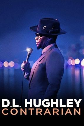 Poster: D.L. Hughley: Contrarian