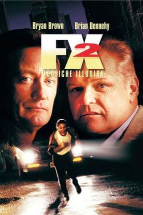 Poster: F/X 2 - Die tödliche Illusion