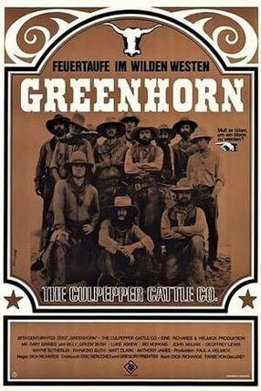 Poster: Greenhorn