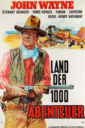 Poster: Land der tausend Abenteuer