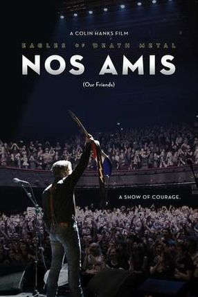 Poster: Eagles of Death Metal: Nos Amis (Our Friends)
